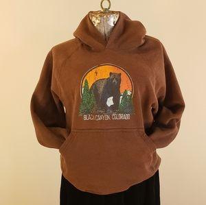 Old Navy Shirts & Tops - Retro Vibe Colorado Hoodie